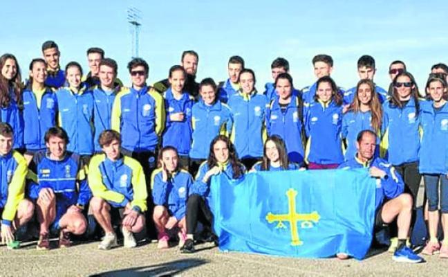 Asturias se la juega en el nacional