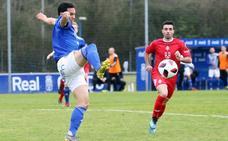 Pena máxima para el Oviedo B