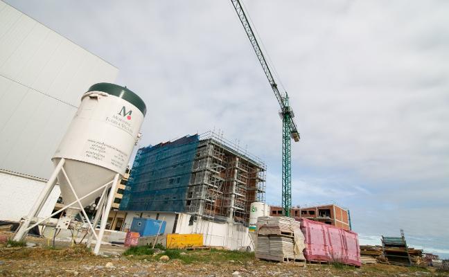 Siero perdió el 63% de sus empleos en la construcción en la última década