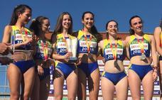 Asturias logra la plata en Cáceres