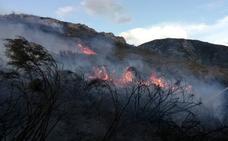 La Guardia Civil solicita colaboración ciudadana para investigar los incendios en Asturias