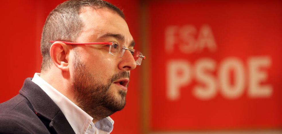 Adrián Barbón defiende unas listas en las que «toda Asturias está representada»