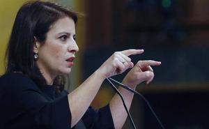 Adriana Lastra: «Hay hasta cuatro proyectos interesados en Alcoa»
