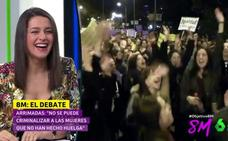 Siri interrumpe a Inés Arrimadas en un debate sobre feminismo: «¿Te puedo ayudar con algo?»