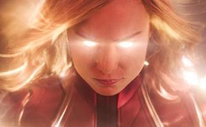 'Capitana Marvel', mejor estreno del año