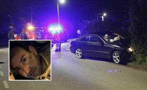 Fallece un joven tras chocar contra un poste de la luz en Gijón