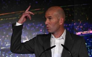 Zidane: «Vamos a cambiar cosas, porque tenemos que cambiar»