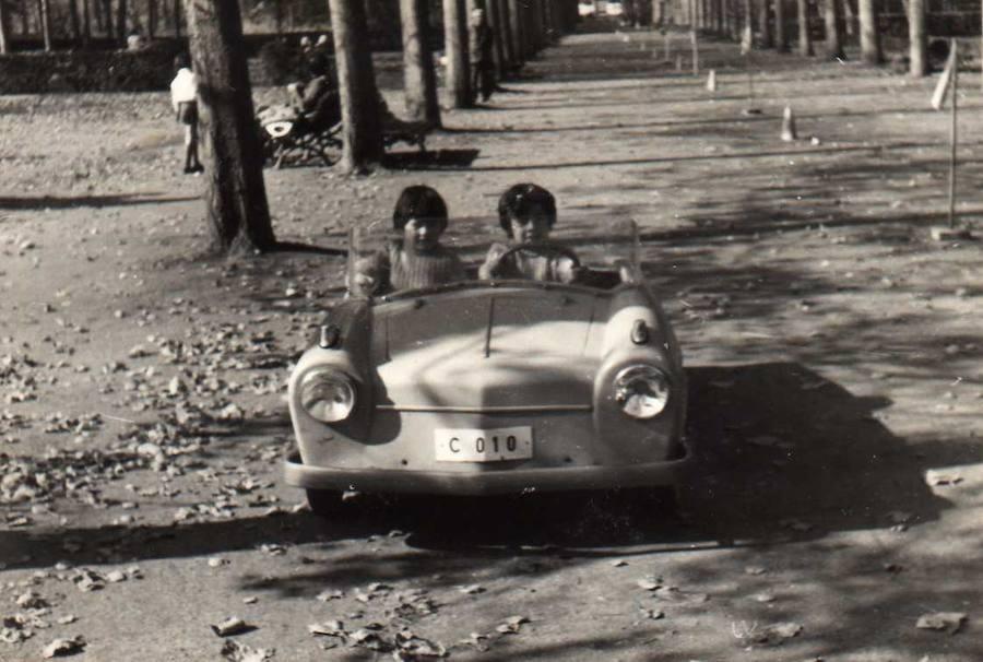 Así eran las calles de Gijón