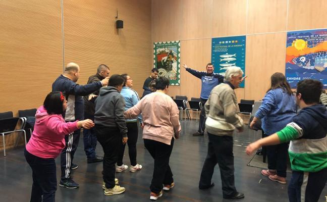 Carreño inicia un taller de teatro para personas con diversidad funcional