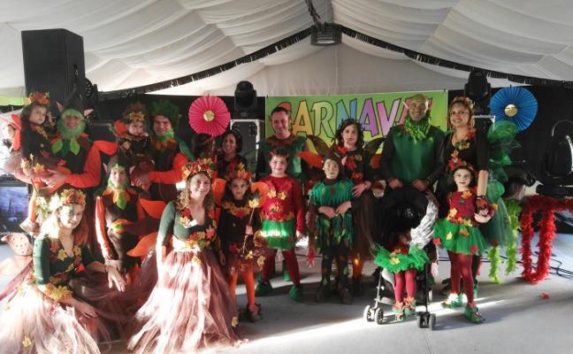 El carnaval de El Franco se viste de solidaridad
