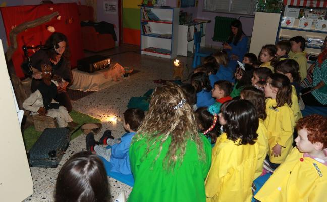 El colegio de La Foz de Morcín dedica una jornada a la lucha por la igualdad