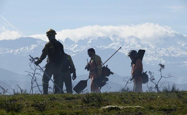 Asturias registró 3.000 incendios desde que su plan de prevención caducó en 2016