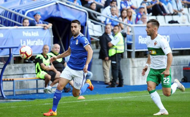 Diegui Johannesson amplía su vinculación con el Real Oviedo por dos temporadas