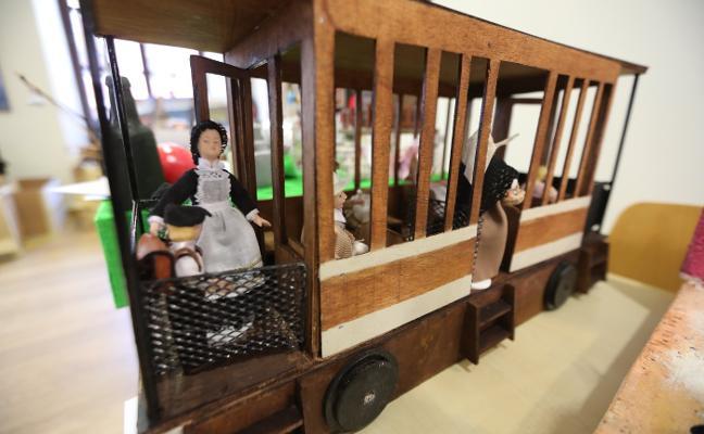 La cultura avilesina desfilará en las carrozas de El Bollo