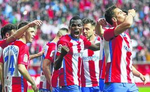 Sporting: Isaac Cofie mantiene el equilibrio