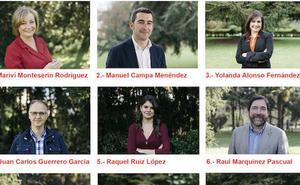 El PSOE de Avilés apuesta en su lista electoral por la integración «para reforzar la gestión municipal»
