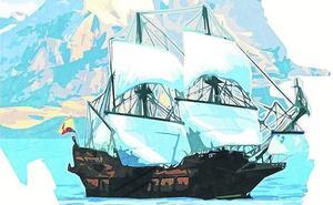 Los asturianos en la expedición de Magallanes