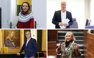 Los tres meses de desencuentros del Partido Popular en Asturias