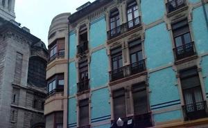 Alarma por un joven que se descolgó por una ventana de un centro tutelado de Gijón