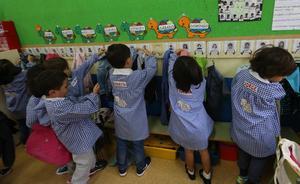 Estas son las letras por las que empiezan los apellidos con más puntuación para elegir colegio en Asturias