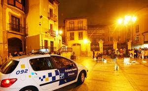 Los mandos policiales vinculan las peleas en El Antiguo «al fin de semana»