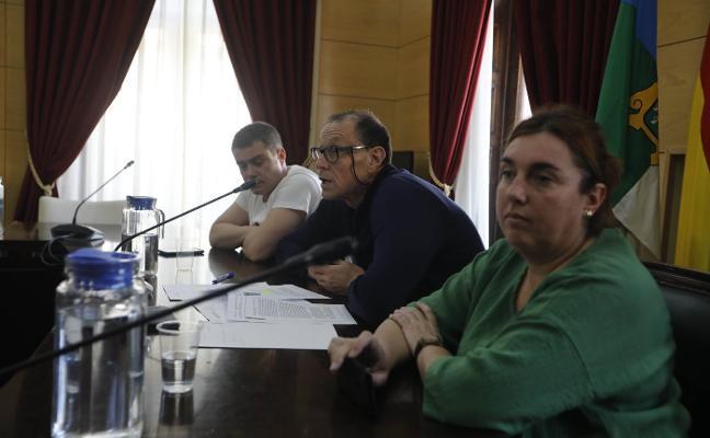Siete trabajadores de cementerios de Langreo, apartados por acoso y fraude
