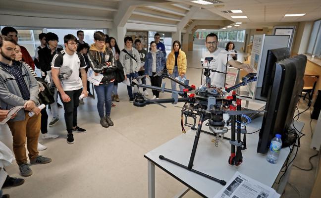 Minas antipersona o cadáveres a ojo de dron