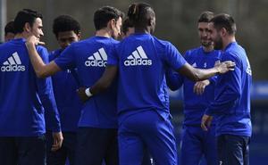 Real Oviedo | Diegui Johannesson: «No fue fácil, me costó mucho estar aquí»