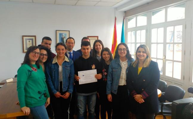 Los alumnos de Boal, premiados por su visión del patrimonio cultural