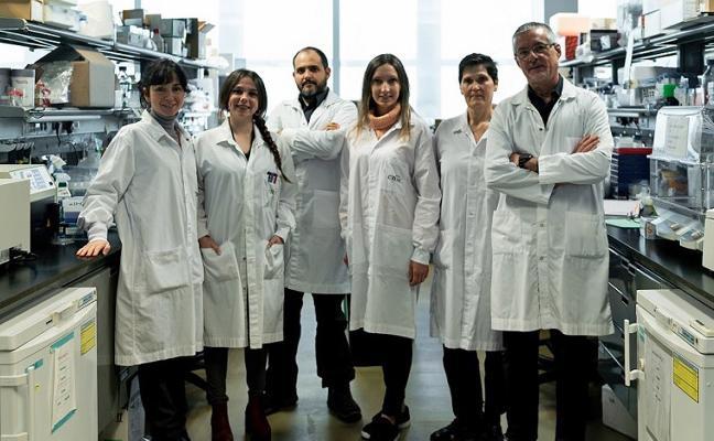 El equipo de Otín estrecha el cerco a las muertes por envejecimiento prematuro