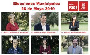 El PSOE de Avilés apuesta por una lista integradora para «reforzar la gestión municipal»
