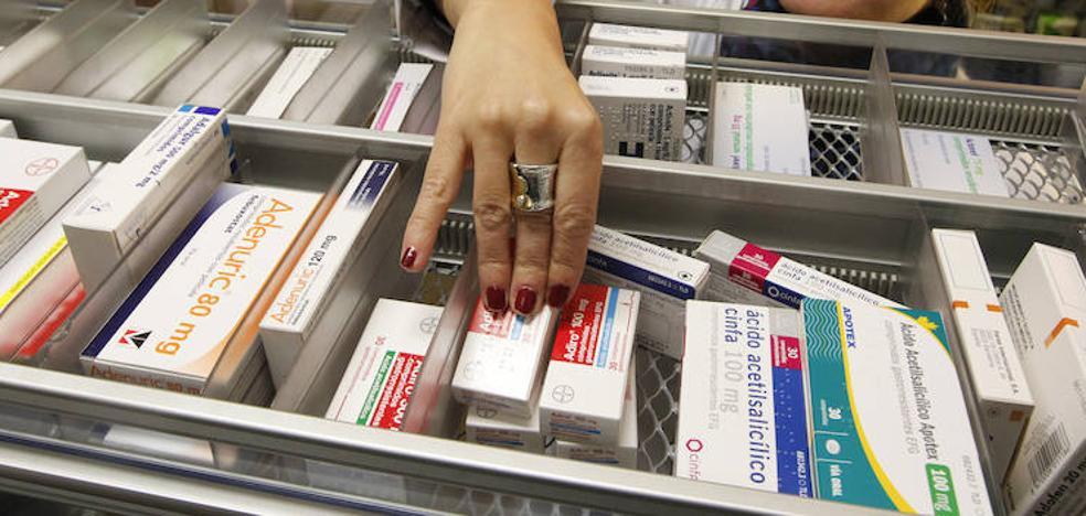 Un fallo impidió a las farmacias asturianas dispensar medicinas con recetas electrónicas durante tres horas