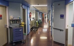 Detenida una mujer en Gijón por agredir a una enfermera en el Hospital de Cabueñes