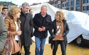 Teresa Mallada: «Estoy aquí para ganar las elecciones»