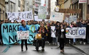 Generación Greta: niños y jóvenes dando la batalla contra el cambio climático
