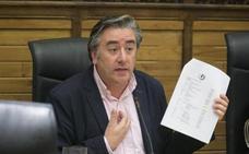 Pablo González: «El comportamiento de Venta no está a la altura de un partido democrático y serio»