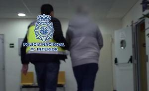 Ingresa en prisión un jubilado de Valladolid que compartía duros archivos pedófilos por Internet
