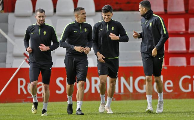 Sporting | Un once con interrogantes