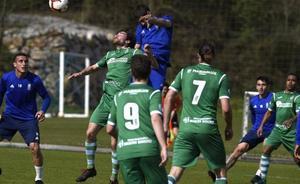 El Real Oviedo golea al Covadonga
