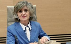 María Luis Carcedo: «Es un retroceso por el túnel del tiempo»