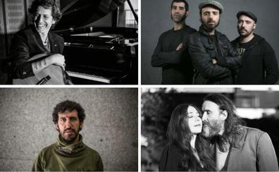 Los eventos musicales del fin de semana en Asturias