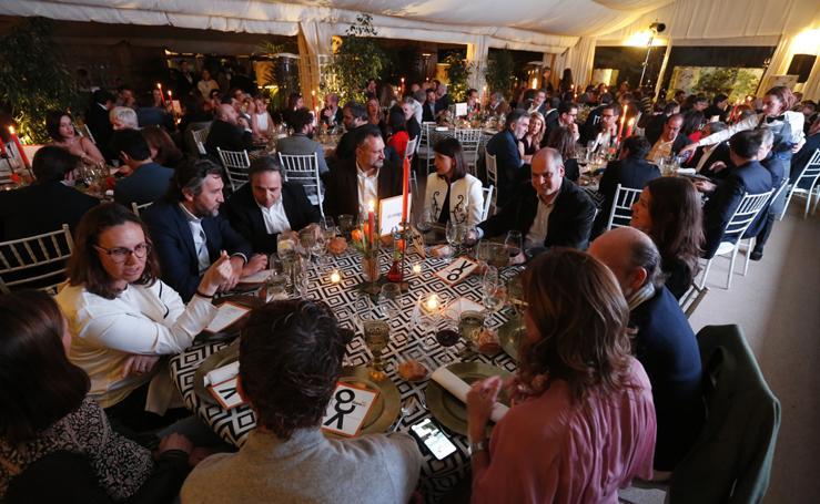 Gala de entrega de los Premios Genio