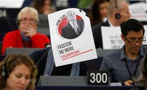 Tajani pide disculpas por sus palabras sobre los aspectos «positivos» de Mussolini