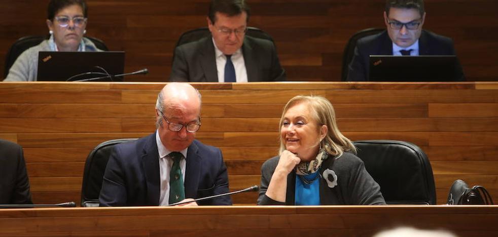 Mercedes Fernández respalda a Venta, descarta dimitir y no ve motivos para una gestora en el PP