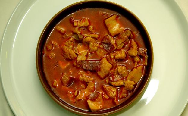 San Jorge de Heres organiza unas jornadas culinarias de los callos