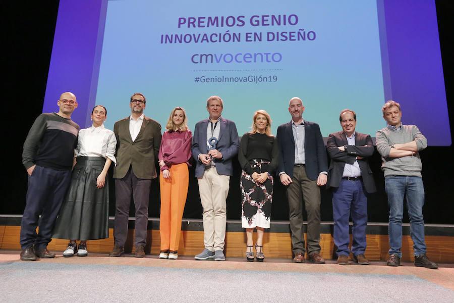Gijón acoge la XII gala de los Premios Genio