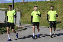 Entrenamiento del Sporting (15-3-19)