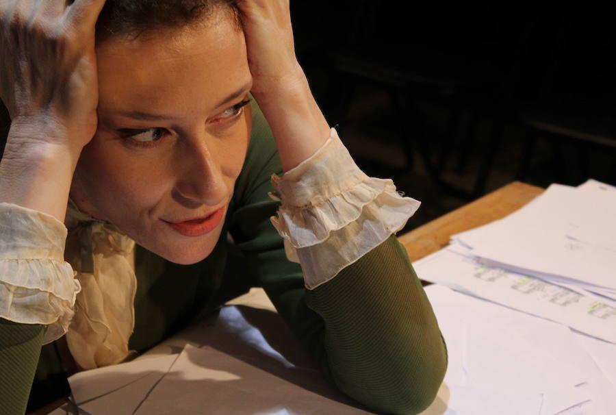 «Necesitamos la lucidez y la calma de Virginia Woolf»
