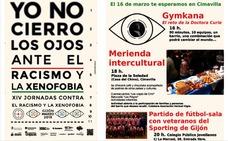 Actividades de las Jornadas contra el Racismo y la Xenofobia en Cimadevilla