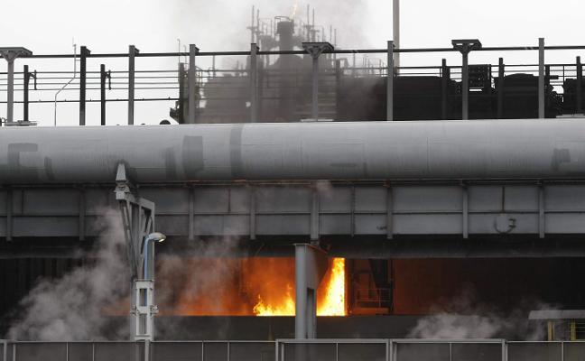 Arcelor estudia alternativas de generación de vapor tras el cierre de las baterías de cok